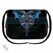 Dragon Duo Anne Stokes Messenger Bag